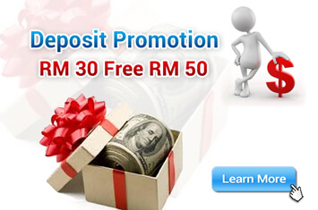 Deposit Promotion iBET Newtown Casino