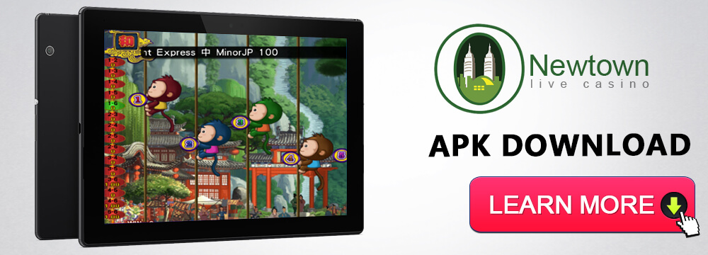 Newtown Live Casino APK Download