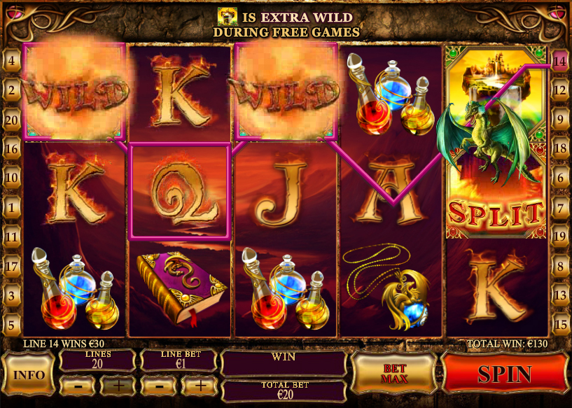 Play Dragon Kingdom Newtown Casino Slot Game for Free!