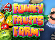 Funky Fruits Farm Newtown Casino Slot Game