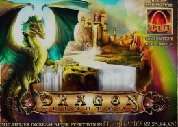 "Free Play ""Dragon Kingdom"" Fantastic Newtown Casino Slot Game!"