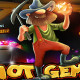"Newtown Casino Slot Game ""Hot Gems"" Excavation The Treasure!"