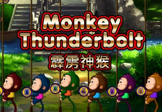 "SCR888 and Newtown Slot ""Monkey Thunderbolt"" Make Money With Cute Monkey!"