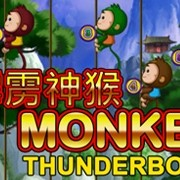"""Monkey Thunderbolt"" Make Money With Cute Monkey!"