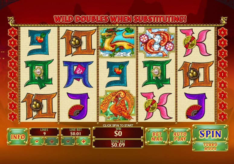 "PLAY Newtown Casino ""Zhao Cai Jin Bao"" Slot Game Now!!"