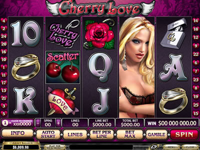 Cherry Love Scr888 Slot Game