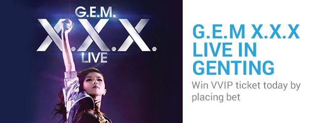 iBET Casino G.E.M X.X.X. LIVE IN GENTING VVIP Malaysia