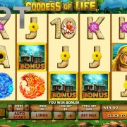 Goddess Of Life Newtown Casino Slo GamePicture1