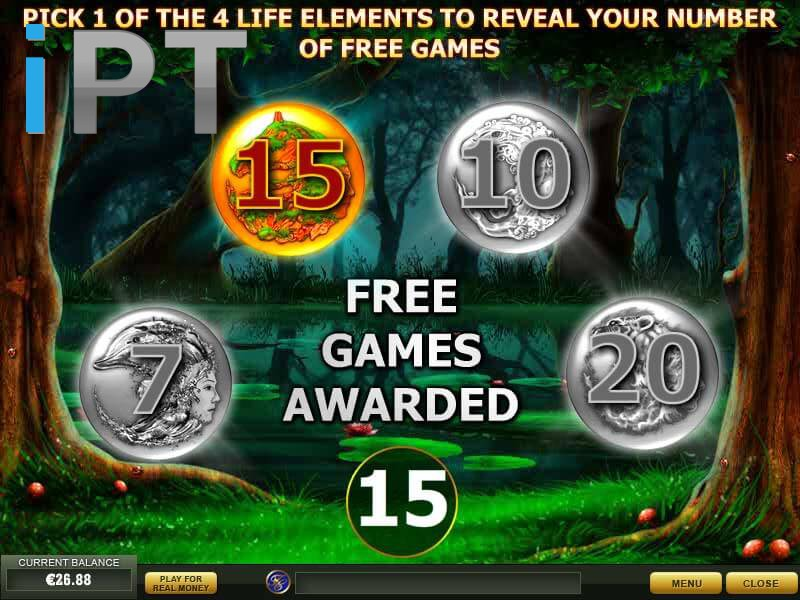 Play Goddess of Life Slots at Casino.com Canada