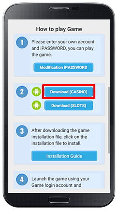 How To Installing iPT Newtown Mobile version-3