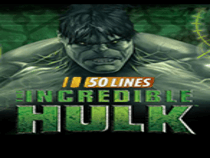 LeoCity88 Casino Incredible Hulk info