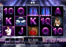NTC33 Casino - Make Girls Crazy the Chippendales Slot Game