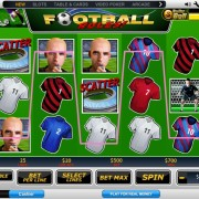 NTC33 Vigour and Interesting Football Rules Slot Game