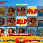 NTC33 Download the 90's Los Angeles show Baywatch Slot Game+