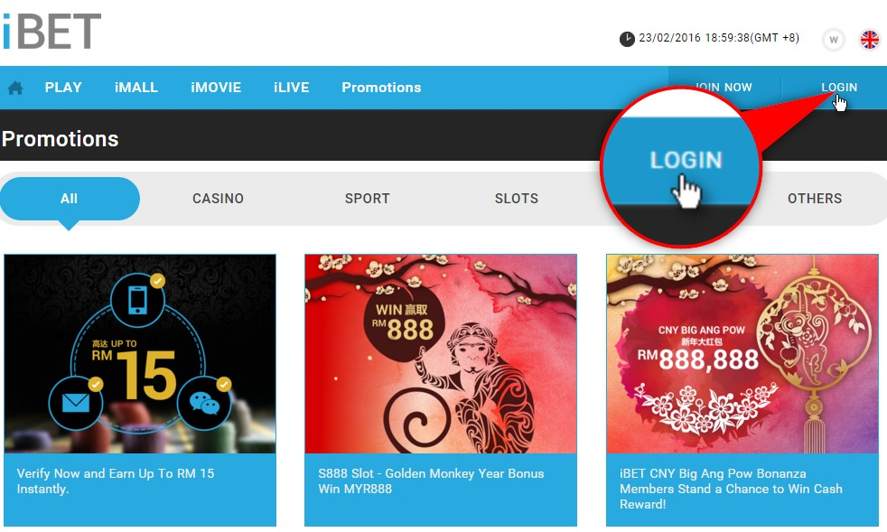 NTC33 Casino Promotion Bonus Verify Your Mobile for Free RM15