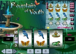 NTC33 Malaysia Online Slot Fountain of Youth Make Younger
