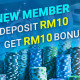 NTC33 Newtown Casino Lowest Deposit 10 Free 10 Welcome Bonus