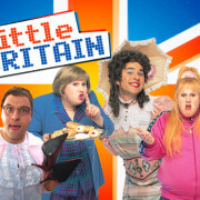 sky888 Newtown Little Britain Online Slot Funny Stuff