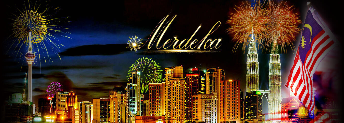 Newtown Casino Celebrates MERDEKA Day With You!