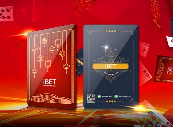 iBET Poker Card Lucky Draw Promotion