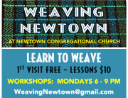 Learn to Weave at Weaving Newtown