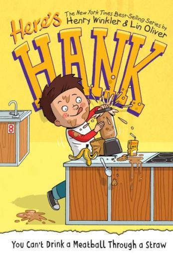 Here's Hank 7 Henry Winkler Lin Oliver