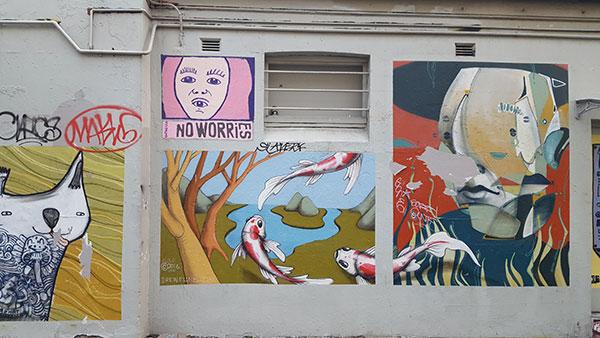 Goddard Street Art Gallery