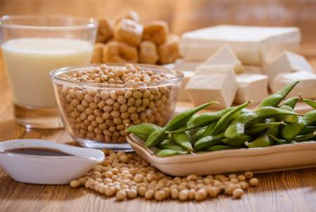 Does eating Soy foods cause Cancer?