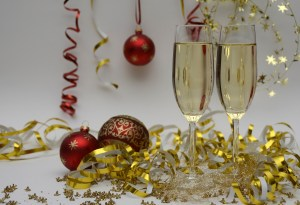 low FODMAPs Christmas wine