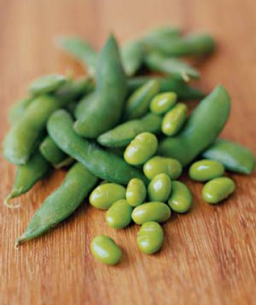 Soy beans Edamame Debunking myths soy and hormones