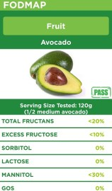 FODMAP friendly phone app review - iPhone Android