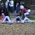 Mardi Gras Iberville Projects 1992 New Orleans