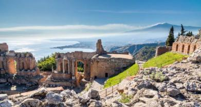 Historical Tour Of Sicily