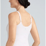 VALLETTA TOP | White | Back View