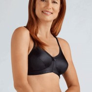 Rita Non-wired Soft Bra Black