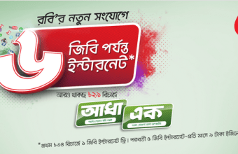 Robi New SIM Offer 2016
