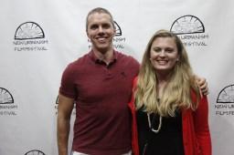 3rd Place Winners Luke Klipp and Ashley Maria for their film on Los Feliz