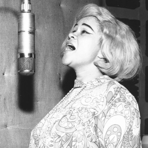 Love, as Explained by Etta James: A Playlist