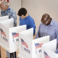 Democrat's Campaign Caught Handing Out Illegal Sample Ballots on Election Day