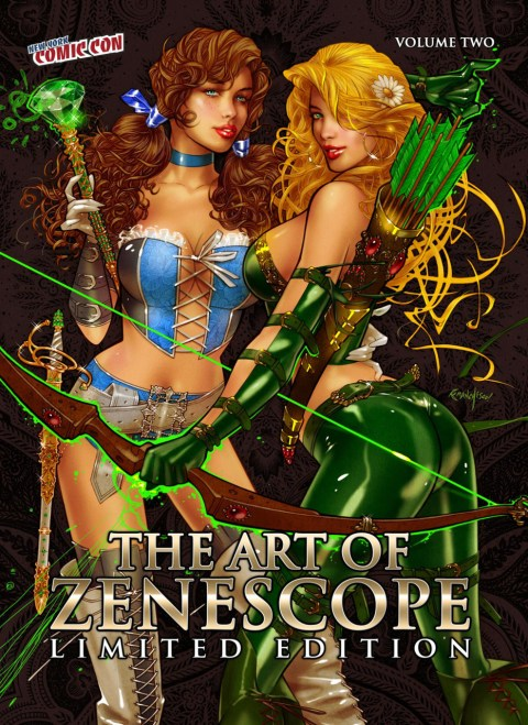 zenescope volume 2 nycc