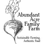 abundant acre family Ffarm logo