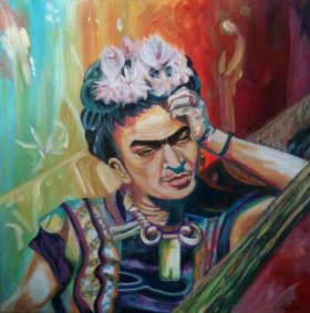 Frida in Thought