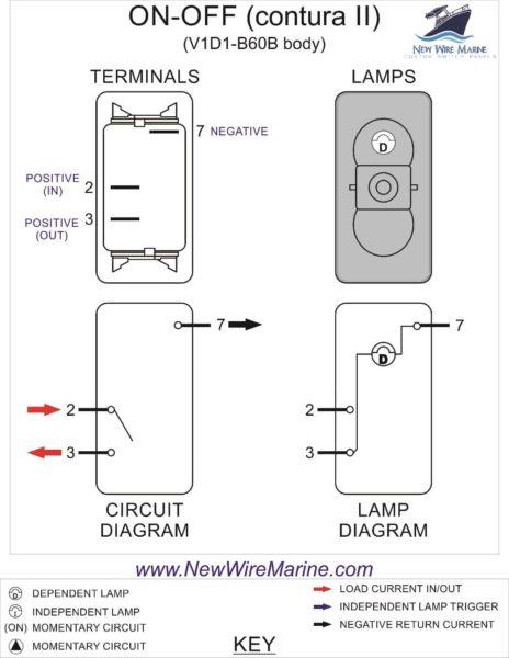 Diagram carling contura switch wiring file rf41046 wiring diagram symbols carling switch wiring diagram \u2013 onoff marine rocker switch