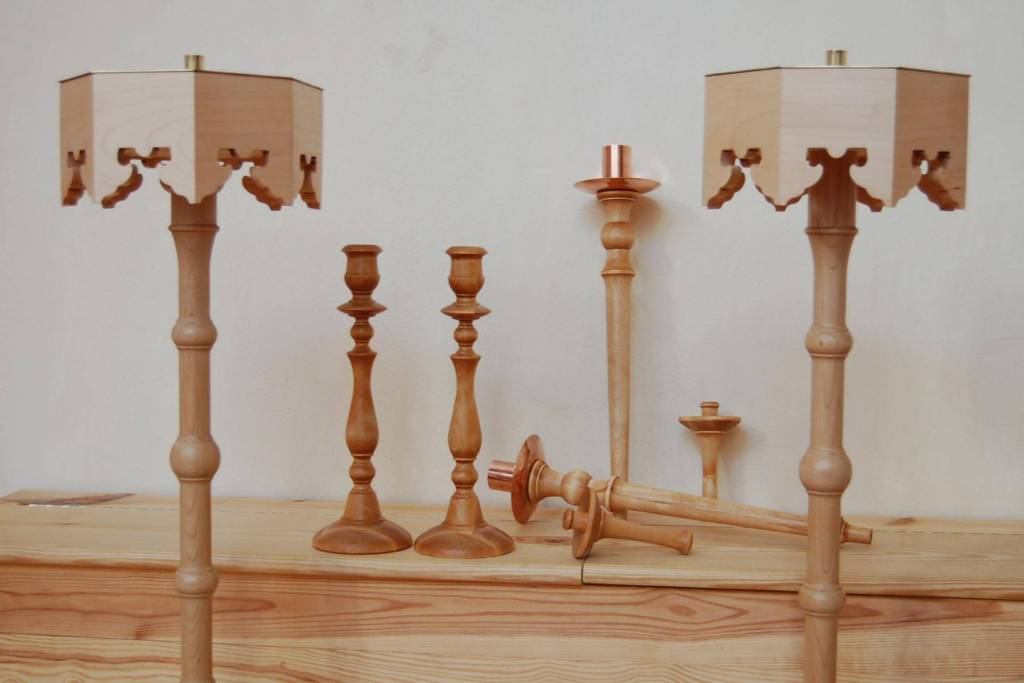 Liturgical Furniture in the Slavic Tradition