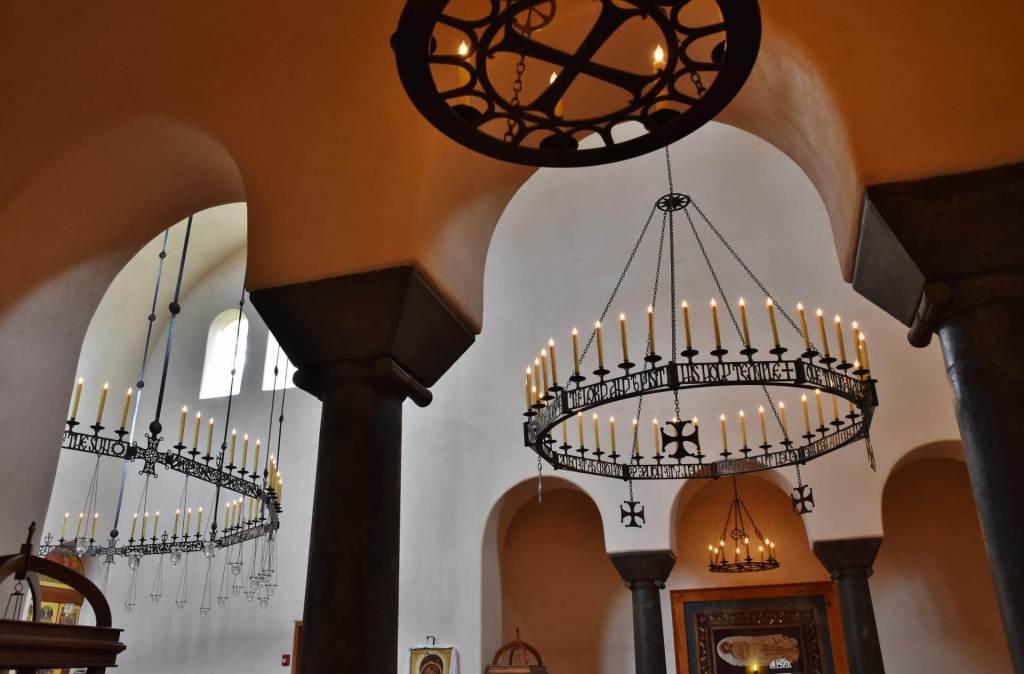 Byzantine Chandeliers