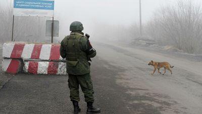 Представители ЛНР привезли пленных для обмена близ Горловки