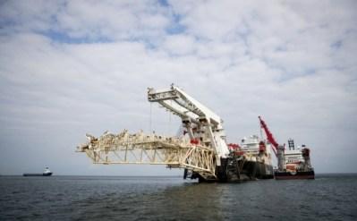 S&P нашло еще одну сложность для строительства «Северного потока-2»