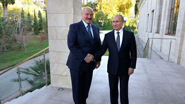 Путин и Лукашенко могут созвониться до Нового года, заявил Песков