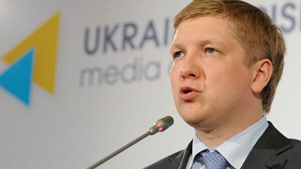"""""""Нафтогаз"""" сообщил о неготовности текстов соглашений по транзиту газа"""