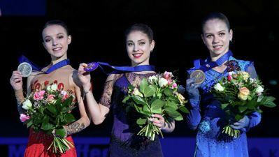 Запоминается последнее: Косторная, Щербакова и Трусова покорили ЧЕ